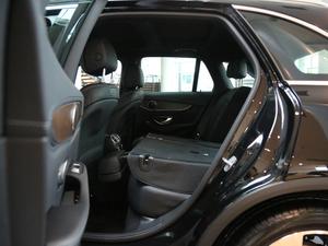 2018款改款 GLC 300 4MATIC 豪华型 后排座椅放倒