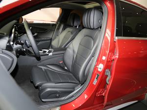 2018款C 200 L 运动版 前排座椅