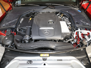 2018款C 200 L 运动版 其它