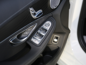2018款C 180 L 动感型运动版 车窗控制