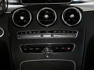 2018款C 180 L 动感型运动版 空调调节