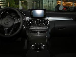 2018款C 180 L 动感型运动版 中控台