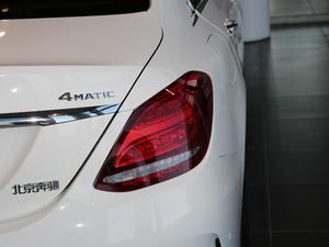2018款C 200  L 4MATIC 运动版 尾灯