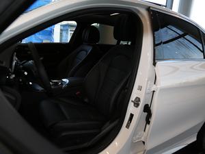 2018款C 200  L 4MATIC 运动版 前排座椅