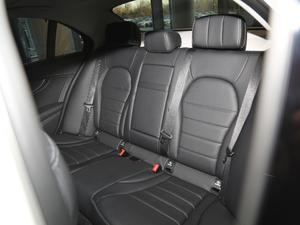 2018款C 200  L 4MATIC 运动版 后排座椅