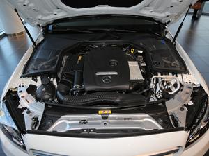 2018款C 200  L 4MATIC 运动版 发动机