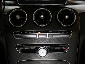 2018款C 200 运动版 4MATIC 空调调节