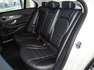2018款C 180 L 时尚型运动版 后排座椅