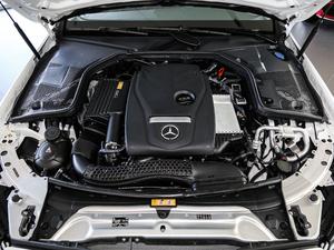 2018款C 180 L 时尚型运动版 发动机