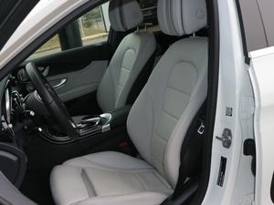 2018款C 200 L 前排座椅