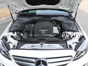2018款C 200 L 发动机
