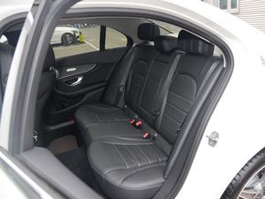 2018款C 200 L 运动型 成就特别版 后排座椅