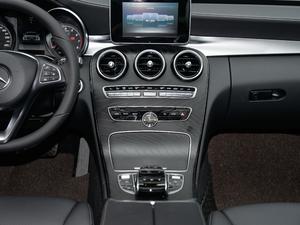 2018款C 200 L 运动型 成就特别版 中控台