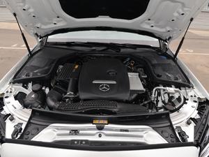 2018款C 200 L 运动型 成就特别版 发动机