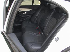 2018款C 200 成就特别版 后排座椅
