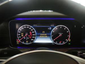 2018款E 300L 运动豪华型 仪表