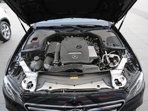 2018款E 200 运动版 发动机