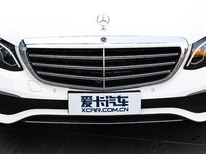 2018款E 300L 豪华型 中网