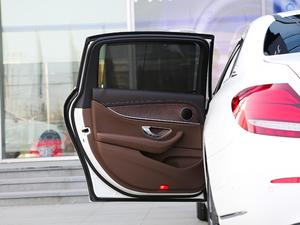2018款E 300L 豪华型 后车门