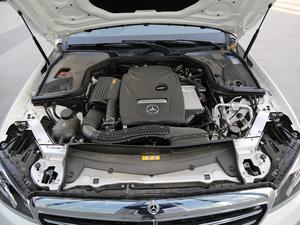 2018款E 300L 豪华型 发动机