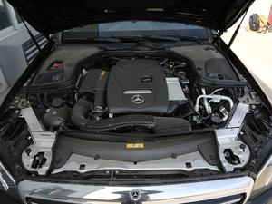 2018款改款 E 200 L 发动机
