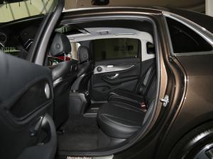 2018款改款 E 200 L 运动型 后排空间