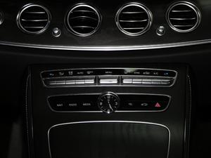 2018款改款 E 200 L 运动型 空调调节