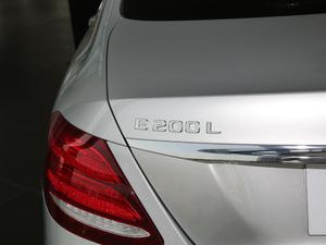 2018款改款 E 200 L 运动型 细节外观