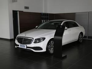 2018款改款 E 300 L 豪华型 正侧45度