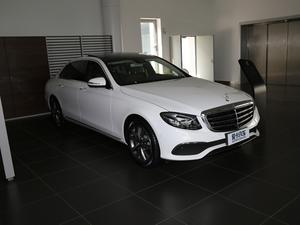 2018款改款 E 300 L 豪华型 整体外观