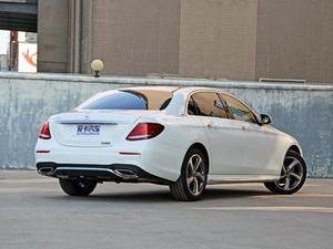 2018款改款 E 300 L 运动豪华型 整体外观