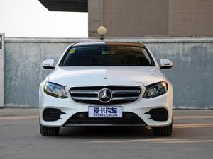 2018款改款 E 300 L 运动豪华型 纯正