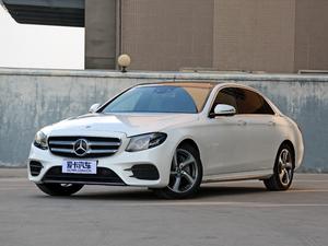 2018款改款 E 300 L 运动豪华型 正侧45度
