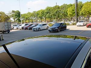 2018款改款 E 300 L 运动豪华型 车顶