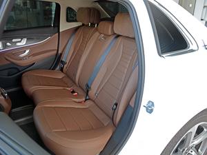 2018款改款 E 300 L 运动豪华型 后排座椅