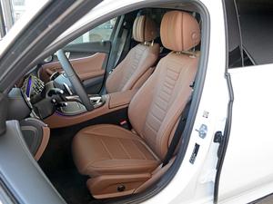 2018款改款 E 300 L 运动豪华型 前排座椅