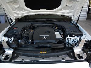 2018款改款 E 300 L 运动豪华型 发动机