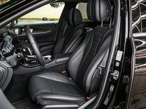 2018款改款 E 320 L 运动型 4MATIC 前排座椅