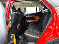空间座椅众泰T300后排空间