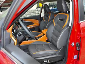 2018款1.5L CVT尊贵型 前排座椅