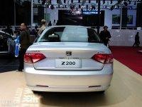 整体外观众泰Z200整体外观