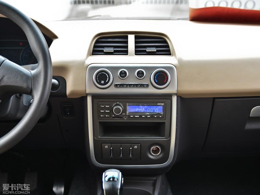 2013款众泰T2001.3L 手动都市版