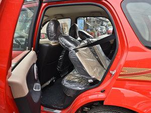 2013款1.3L 手动都市版 后排座椅放倒