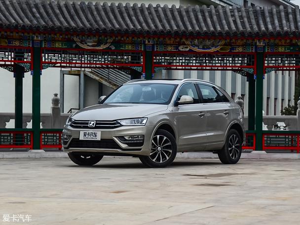 【图文】众泰SR7预售7.68万起 将12月28日下线_爱卡汽车