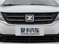 细节外观众泰Z300中网