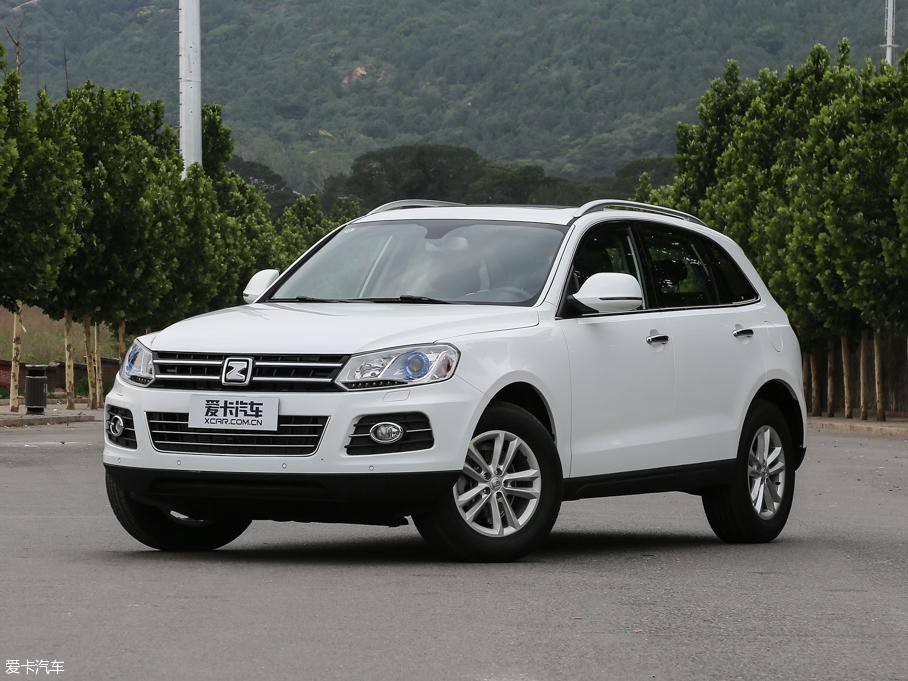 众泰T600价格稳定 售价低至7.98万