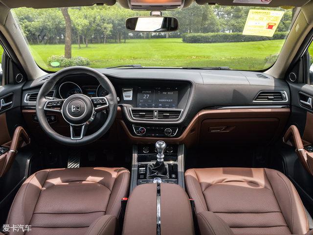 众泰汽车2016款众泰T600