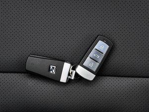 2016款运动版 2.0T 自动豪华型 钥匙
