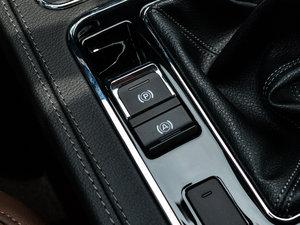 2016款运动版 1.5T 手动豪华型 驻车制动器