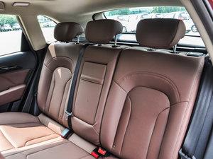 2016款运动版 1.5T 手动尊贵型 后排座椅